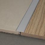 Profili alluminio per parquet