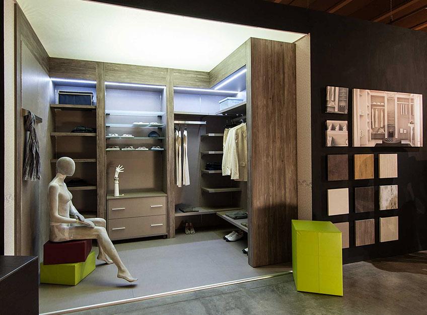 Cabina armadio esempio1 tricomi metalli e arreditricomi metalli e arredi - Attrezzature per cabine armadio ...