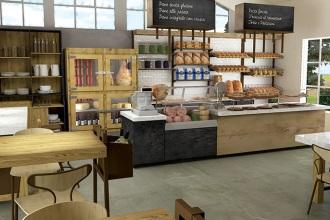 Arredo negozi a catania attrezzature per negozitricomi for Arredamento gastronomia