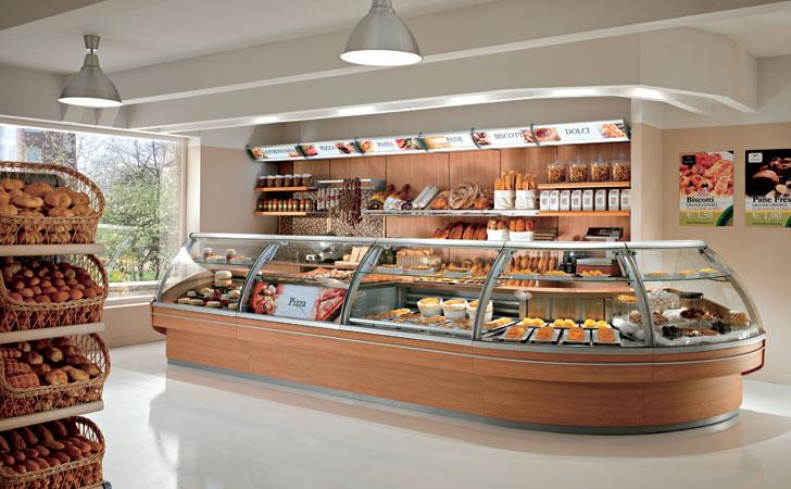 Arredamento gastronomie progettazione negozi for Arredo salumeria