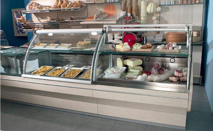 Arredamento gastronomie progettazione negozi for Negozi di arredamento catania
