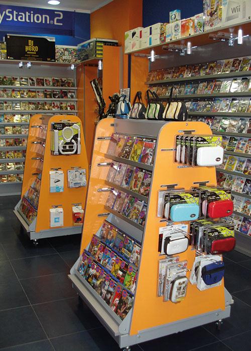 Arredo negozi di giocattoli progettazione negozi for Progettazione di negozi