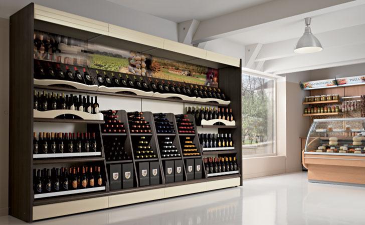 Progettazione e arredo supermercati negozi sicilia for Negozi di arredamento catania