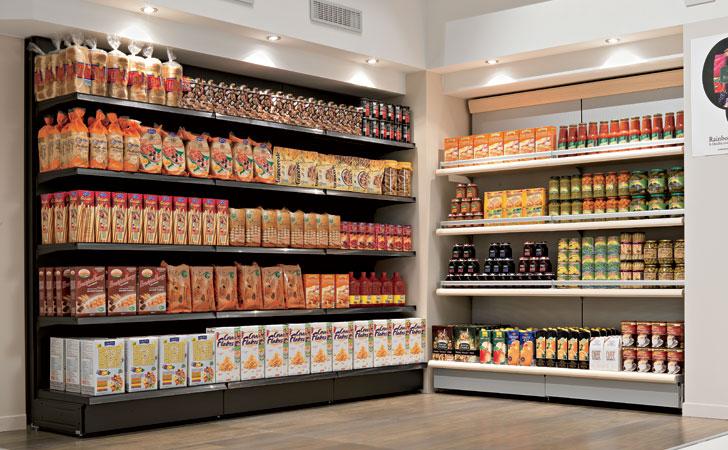 Progettazione e arredo supermercati negozi sicilia for Arredo in via cavaliere catania