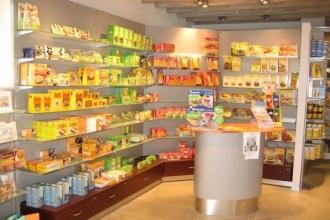 Arredamento negozi farmacia